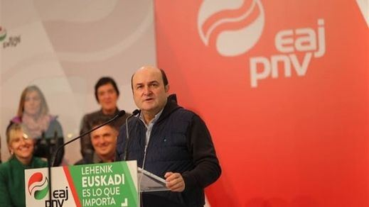 El PNV, otro partido que ya deja claro que no apoyará la investidura de Rajoy