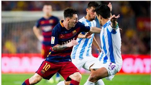'Matagigantes' Málaga recibirá al Barça el 23 de enero: horarios de la 21ª jornada