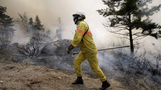 Incendios: la reformada Ley de Montes, en el punto de mira por abrir la puerta a la recalificación del suelo forestal
