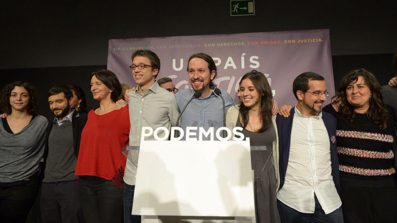 Podemos, la fuerza más votada entre los madrileños residentes en el extranjero