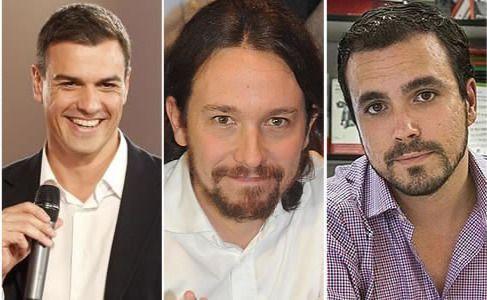 Proponen un referéndum de la izquierda para que Pedro Sánchez sea presidente
