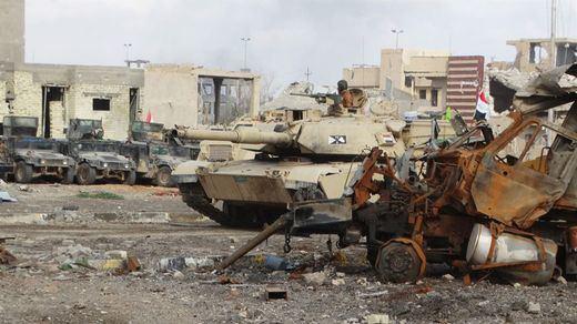 Irak se apunta una importante victoria en su guerra contra Estado Islámico