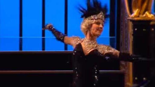 Obra de teatro La viuda alegre