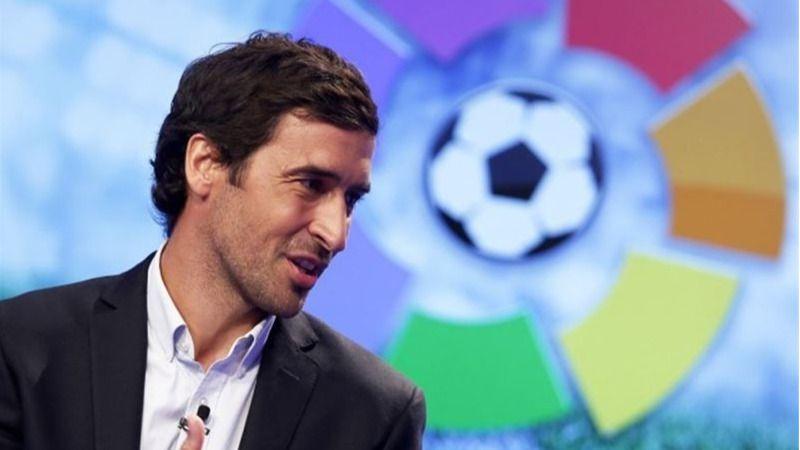 Raúl no se ve en el Real Madrid... 'al día de hoy'