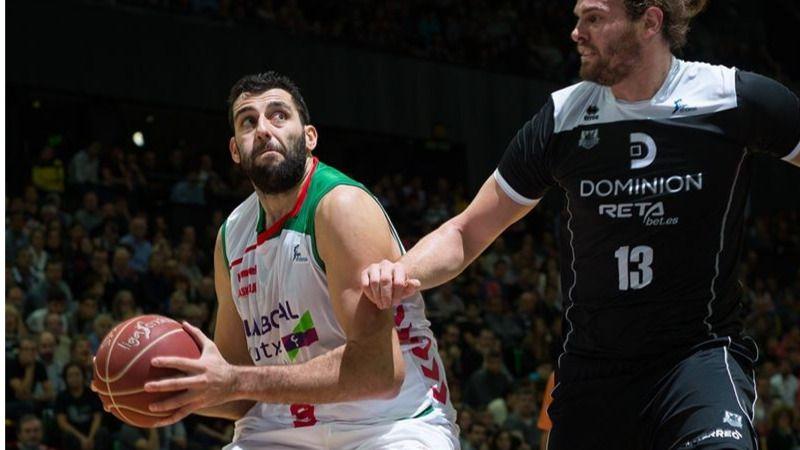 El pívot Ioannis Bourousis despide el año como el Jugador Más Valioso de la ACB
