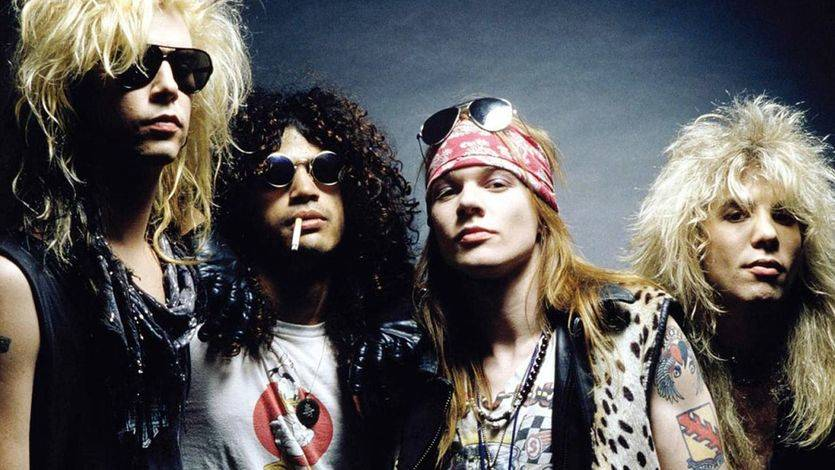 Confirmado: los Guns N' Roses harán una gira de reunión que comenzará en Coachella