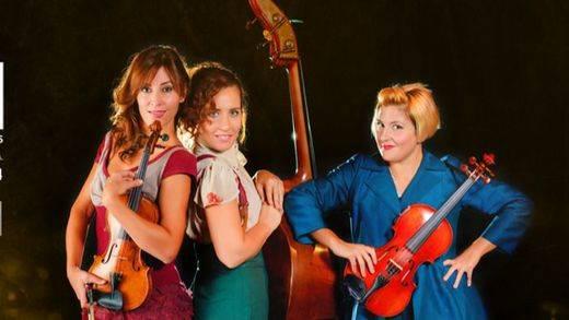 Maravillosas y geniales 'Funamviolistas': música, gesto, humor y... reflexiones