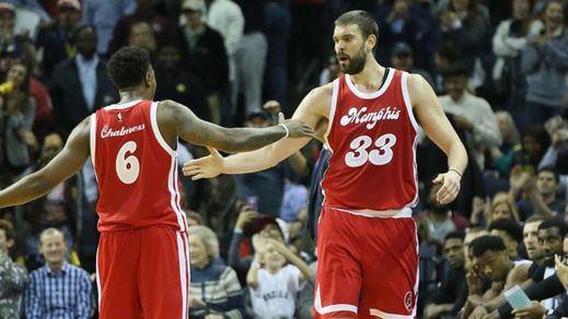 NBA: nuestros 'ÑBA' despiden el año con un triplete de victorias