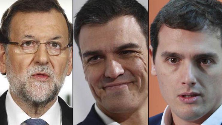 Claves de una confusa propuesta de Rajoy para formar un 'Gobierno de amplio espectro' con PSOE y Ciudadanos
