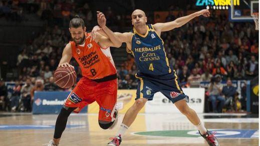 'Annus mirabilis' para la ACB: batió su récord de espectadores en 2015