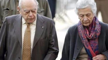 Jordi Pujol y su mujer, imputados por blanqueo de capitales