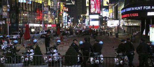 Nueva York acaba el año con un detenido por preparar un atentado en Nochevieja