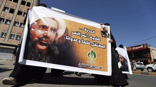 Arabia Saudí incendia Oriente Medio al ejecutar a un líder chií de la Primavera Árabe