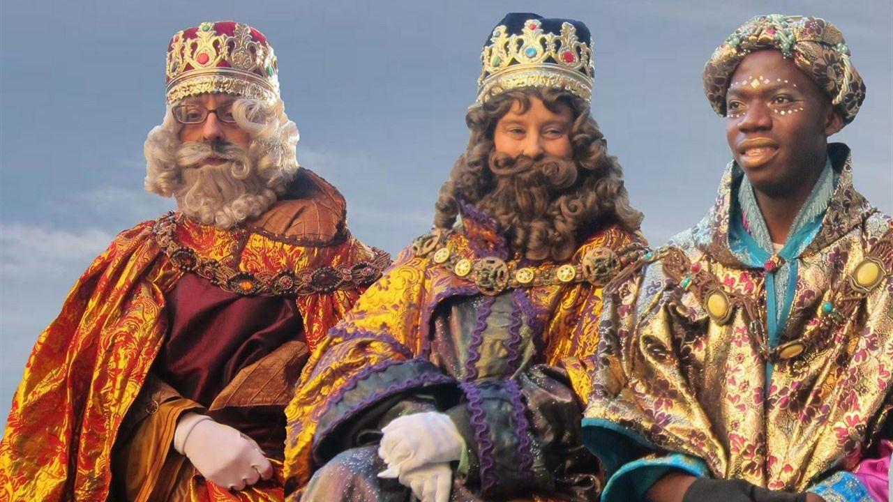 Los regalos en Reyes: