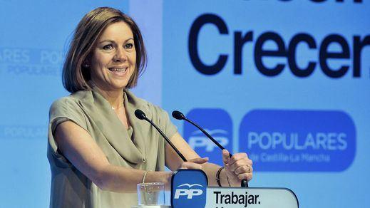 Bono y Barreda renuncian a sus derechos como ex presidentes pero Cospedal 'se resiste'