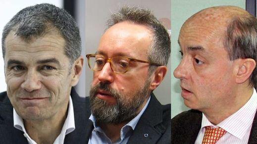 Los 'tránsfugas' de Ciudadanos: el 27% de sus nuevos diputados procede de otros partidos