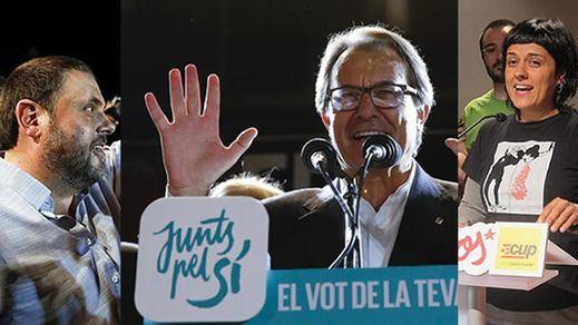 La CUP insinúa que sí votaría a un president de Esquerra; Mas no se rinde e intentará ser investido