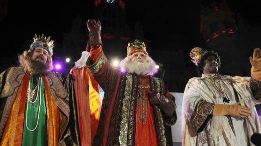 La cabalgata de Reyes: una tradición de 150 años