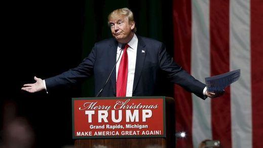 Trump confirma su estrategia de prohibir la entrada de musulmanes a EEUU