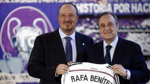 Florentino Pérez ya lleva 11 entrenadores en 13 años como presidente del Real Madrid