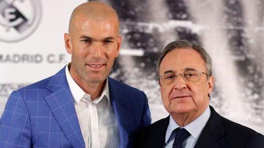 El Madrid se pide un nuevo juguete para Reyes tras aburrirse de Benítez: Zidane