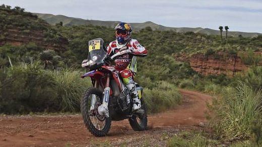 El Dakar toma color español: Barreda gana la etapa y se coloca líder