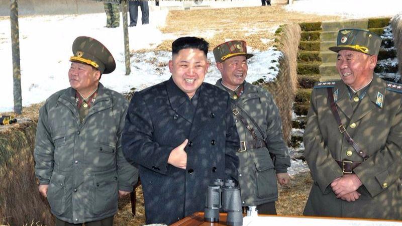 Kim Jong Un (Corea del Norte)