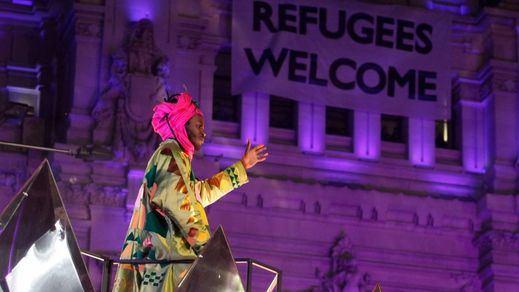 Así fue la cabalgata multicultural de Manuela Carmena que tanto ha dado que hablar en Madrid