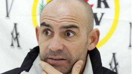 Paco Jémez pide perdón a sus jugadores y ya los ve