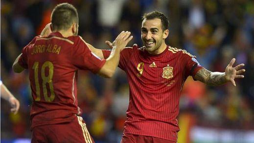 La Roja inicia el año de la Eurocopa de Francia, donde defiende título, como tercera de la lista FIFA