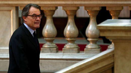 El ofrecimiento de Mas a Esquerra si fracasan las negociaciones con la CUP