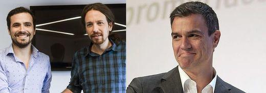 La propuesta ya está hecha: Sánchez intentará la gran alianza de