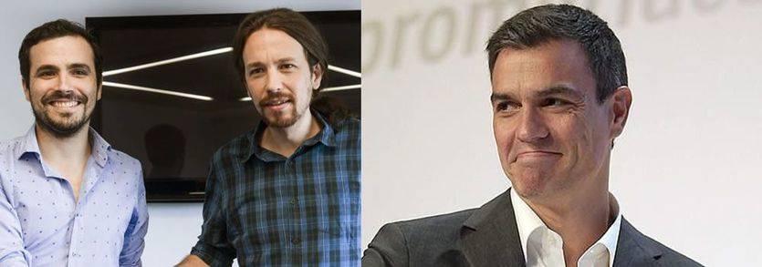 La propuesta ya está hecha: Sánchez intentará la gran alianza de 'progresistas' para evitar nuevas elecciones o que Rajoy continúe