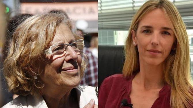 Cayetana Álvarez de Toledo insiste en que no perdonará a Carmena: 'Jamás, jamás, jamás'