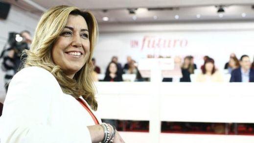 Susana Díaz deja a Sánchez que intente su gran alianza de izquierdas para formar Gobierno
