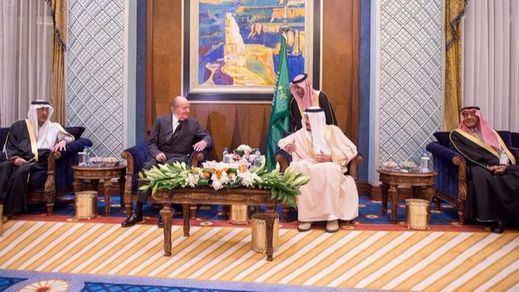 Podemos quiere frenar el viaje de los Reyes a Arabia Saudí