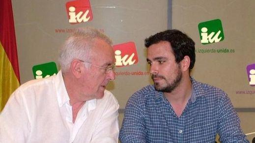 IU, Alberto Garzón y Cayo Lara deciden hoy sobre su futuro en su peor momento político