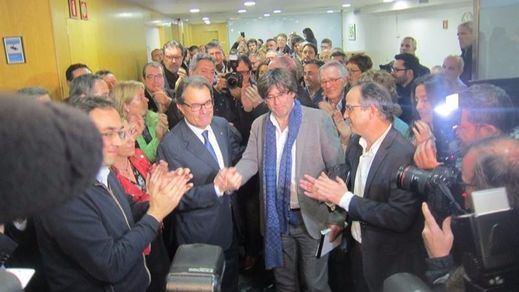 Carles Puigdemont, alcalde de Girona e independentista radical, será el nuevo president de la Generalitat