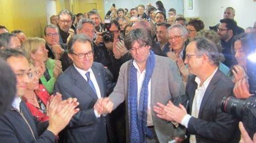 >> Hacienda propia, banco central catalán y seguridad social, los tres grandes proyectos que hereda el nuevo president
