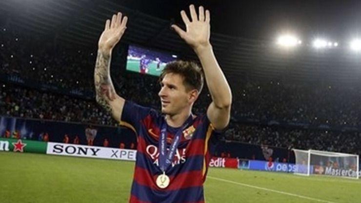 'Supermessi', gran favorito ante Cristiano y Neymar para su quinto Balón de Oro