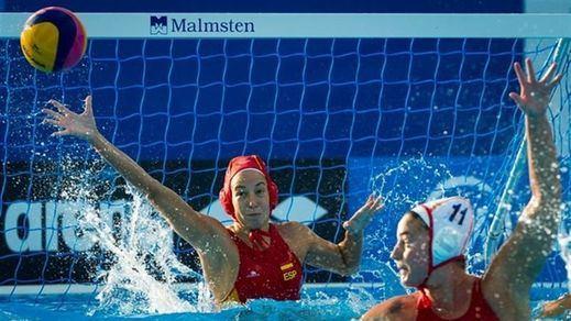 Waterpolo, las otras chicas guerreras y campeonas empiezan el Europeo con una paliza a Croacia (29-3)
