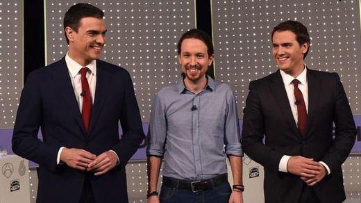 Ciudadanos ya dio el 'no' a Sánchez y Podemos mantiene su postura: o referéndum en Cataluña o no hay Gobierno anti-Rajoy