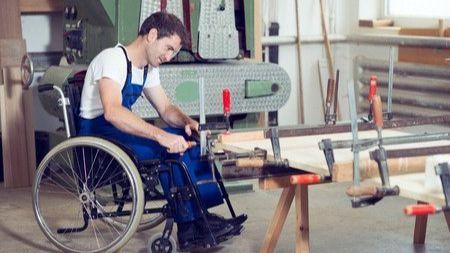 No hay brotes verdes para los discapacitados: la tasa de desempleo, por las nubes