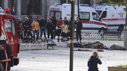 Un atentado en el centro de Estambul deja al menos 8 muertos tras una fuerte explosión