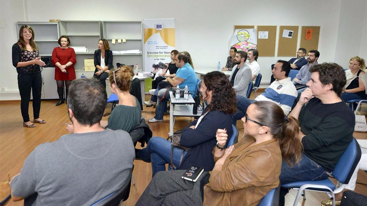 Santander se convierte en la capital nacional para emprendedores