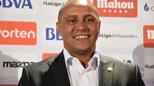 Roberto Carlos se reúne con el Madrid y adelanta que vuelve al club