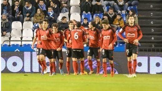 Otro 'mirandesazo': los burgaleses humillan al Dépor y lo eliminan de la Copa (0-3)