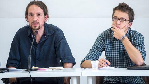 'Numerito' de Podemos, que explota y se queda fuera de la Mesa del Senado y entra el PNV