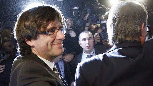 La jura del cargo de Puigdemont podría ser ilegal al no mencionar a la Constitución ni al Rey