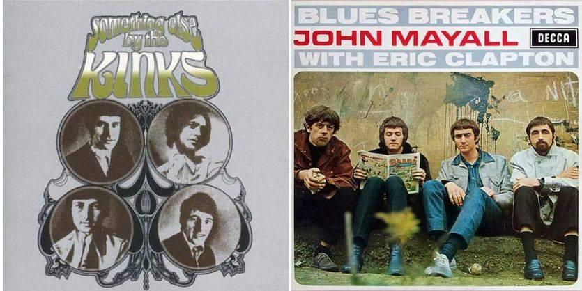 Los 100 mejores discos de los años 60 (del 100 al 91)